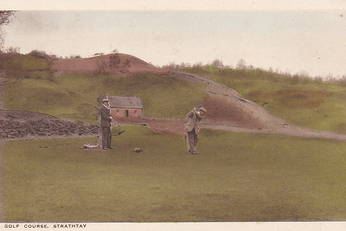 SOLD>Ref.615.Strathtay Golf Links.Ref 615. C.Early 1900