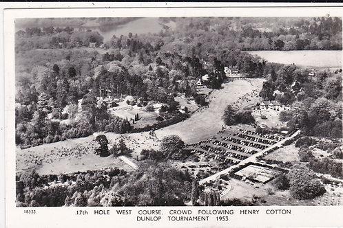 Wentworth & Henry Cotton Ref.1449 C.1953