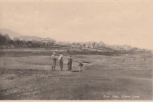 Lundin Links,Fife Ref.2359 C.1910-15