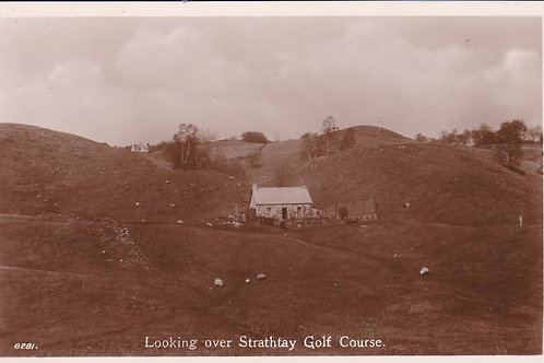Strathtay Golf Course Ref.2264a C.Ea 1900s