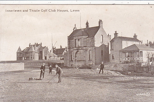 SOLD>Ref.1372.Leven & Thistle Golf Houses Ref.1372