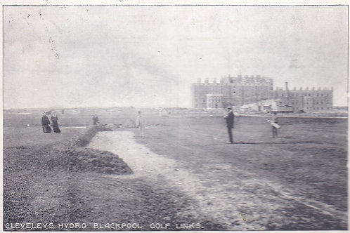 Cleveleys Golf Links,B/Pool Ref.2199a C.1910