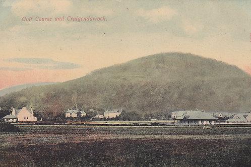 Ballater Golf Links & Pavilion C.1905-10 Ref.2110a