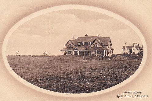 North Shore Golf Links,Skegness.Ref 708. C.1911