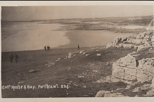 Porthcawl Golf House & Bay Ref.1666 C.19