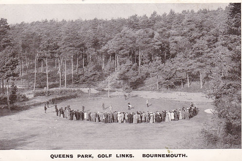 """Queens Park Golf Club """"Opening"""" Ref.2208a"""