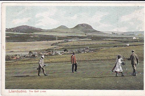 Llandudno (Maesdu) Golf Course Ref.1146 C.1910-14