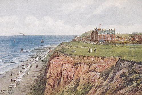 Sheringham Golf Links,Norfolk.Ref 456. C.1918-39