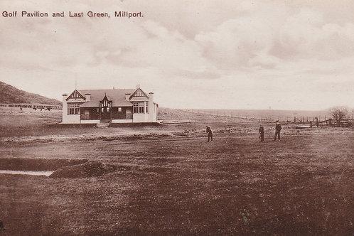 Millport Golf House & Links Ref.2156a C1912