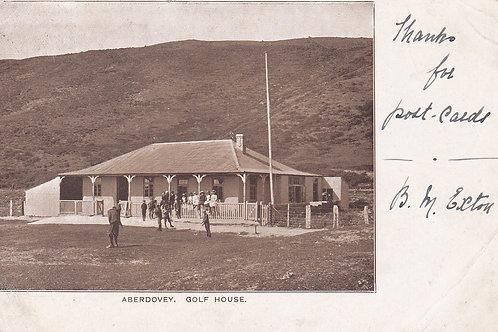 Aberdovey Golf Pavilion C.1903 ? Ref.1194a