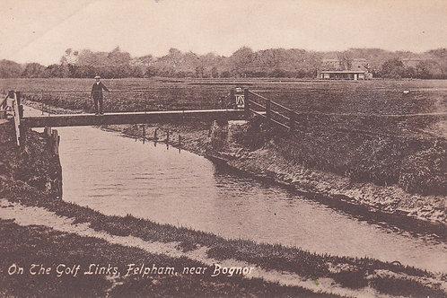 Bognor Regis (Felpham) G.C.Ref.2258a C.1914-18
