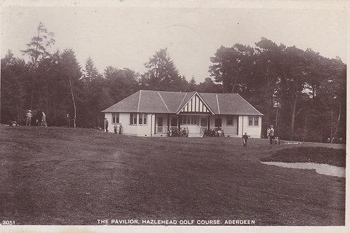 Hazelhead Golf Club House Ref.2149a C.1930