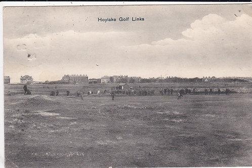 Hoylake Golf Links. Amateur Champ.C.1910 Ref 1417