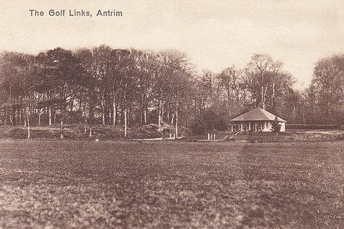 Antrim Golf Pavilion.Ref 892. C.Early 1900s