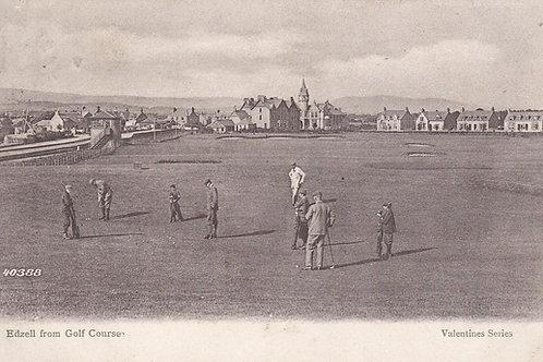 Edzell Golf Links & Village,Angus.Ref.459. C.1904