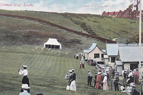 Cromer  Links/Ladies Championship Ref 329  C.1905