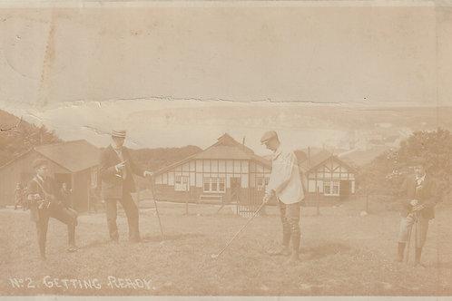 Seaton Axe Golf Links,Devon Ref.2528