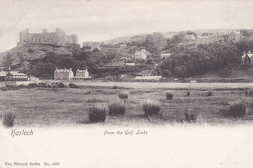 Harlech Golf Links & Club Pavilion Ref.2170a C.1903-08