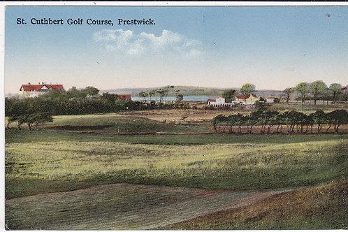 Prestwick St.Cuthberts Golf Course Ref.045