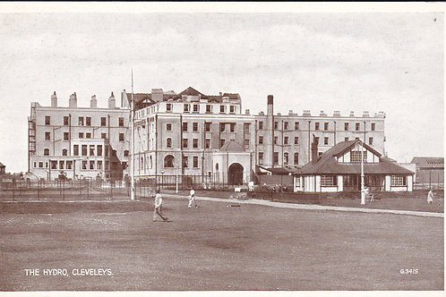 Cleveleys Hydro & Golf Course Ref 477 C.1930-40s