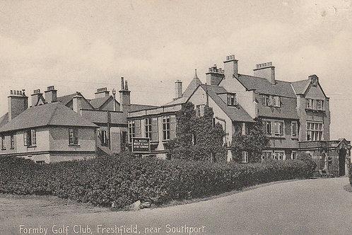 Formby Golf Club, Freshfield Ref.2757 C.ea 1900s