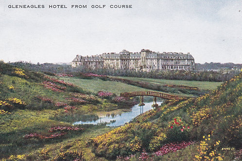 Gleneagles Golf Hotel,Perth.Ref 858. C.1920s