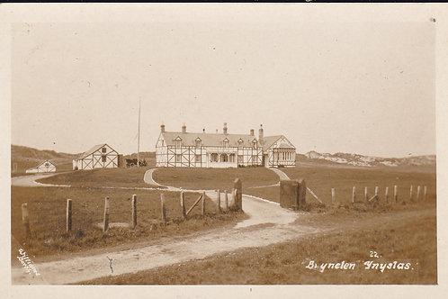 Ynyslas Golf Pavilion Ref.890 C.Ea.1900s