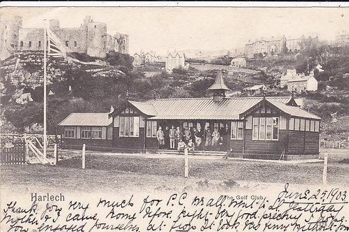 Harlech Golf Pavilion Ref.194 C.1903