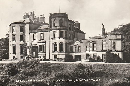 Kirroughtree Park Golf Club & Hotel Ref.2677 C.1940s