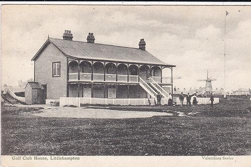 Littlehampton Golf Pavilion C.1905 Ref.802