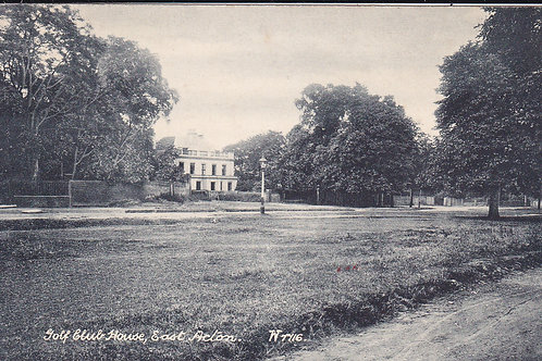 East Acton Golf Club House Ref.1674 C.Pre 1914
