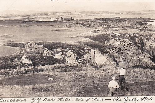 Castletown Golf Links I.O.M. Ref.1977 C.1950s