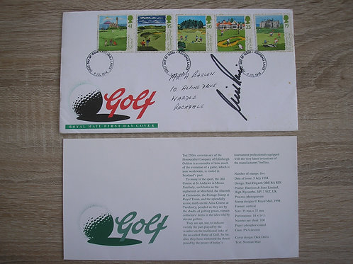 "1994 St Andrews ""Open FDC Signed by Nick Price Ref.047"