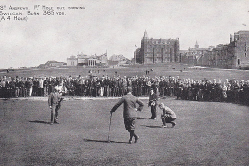 St.Andrews.1st Hole out.Ref.218 C.1903-05