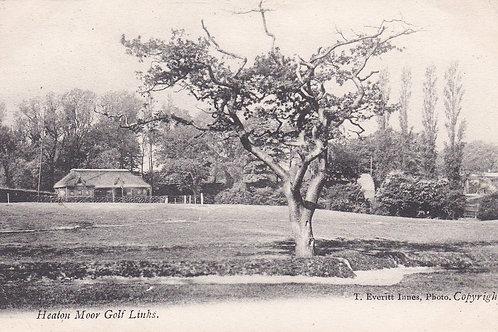 Heaton Moor Golf Links & Pavilion Ref.1816 C.1904
