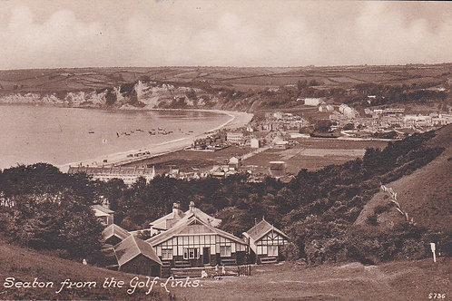 Seaton (Axe) Golf Links Ref.1965 C.1920s