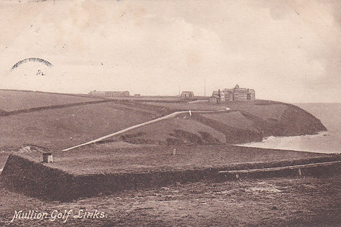 Mullion Golf Links Ref.2162a C.1913