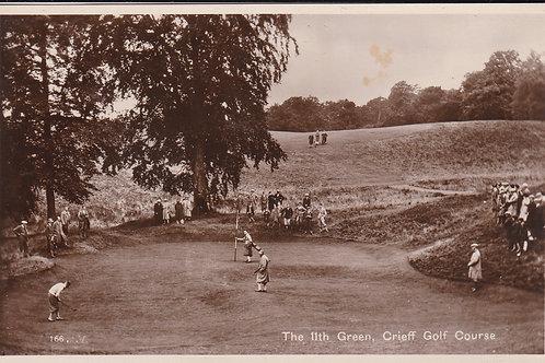 Crieff Golf Course Ref.1761 C.1920s-30s