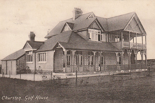 Churston Golf Club House Ref.2755 C.1905