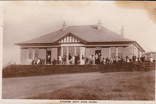 Falkirk Golf Pavilion Ref.1793 C.Ea 1900s