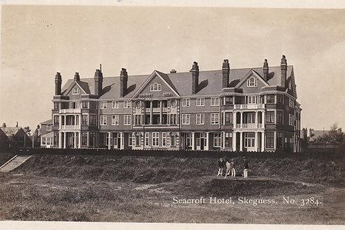 Seacroft.North Shore Golf Hotel & Links C.1929 Ref.1596a