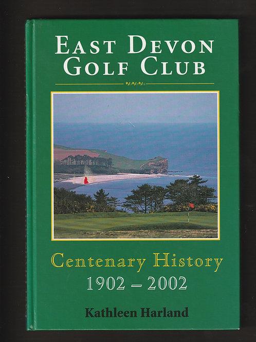 Budleigh Salterton Golf Club History 1902-2002 Ref.GB.