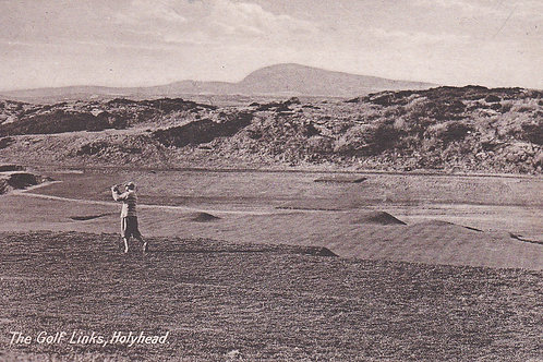 Holyhead Golf Links C.1920-30 Ref.1544a