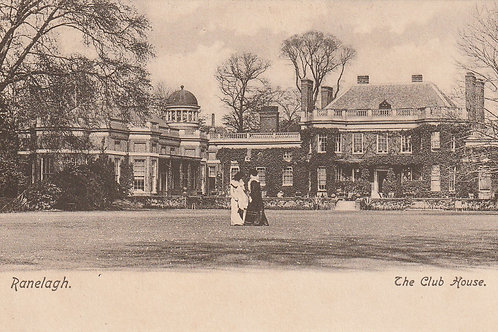 Ranelagh Golf Club House Ref.2461  C.Pre 1914