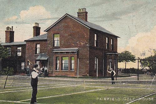 Fairfield (Golf/ Sailing) Club,Mcr.Ref 864  C.1906