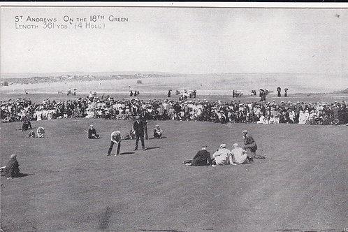 St Andrews Int Match Ref.1340 C.1904