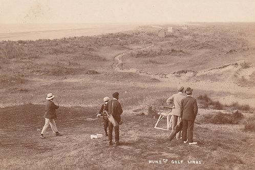 Hunstanton Golf Links,Nfk.Ref 750.C.Early 1900s