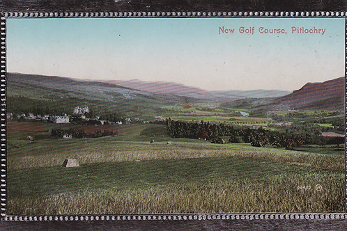 Pitlochry Golf Course Ref.1992 C.Ea 1900s