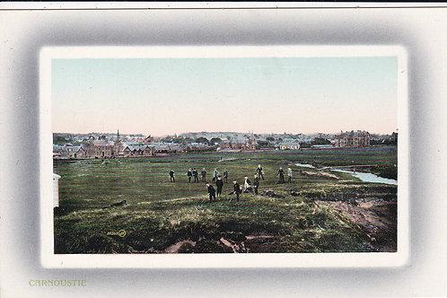Carnoustie Golf Links Ref.1619 C.Ea 1900s
