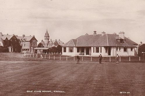 Edzell Golf Pavilion  Ref.526a C.19--